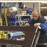Toute porte en bois Tryba est vraiment fabriquée dans les règles de l'art