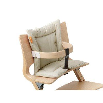 L'alimentation bio de bébé passe aussi par la chaise où il est installé…